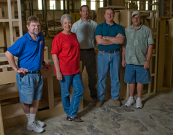 Arnold Cabinets Staff